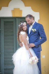 Fruzsi és Kornél esküvői kép